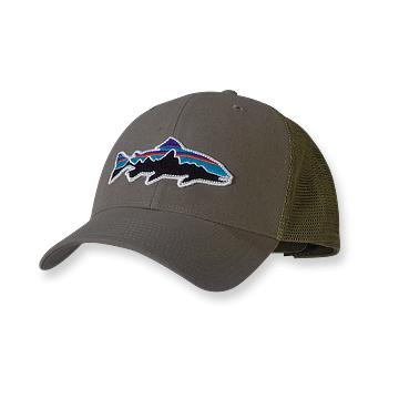 Gear review patagonia trucker hat tasty for Patagonia fly fishing hat