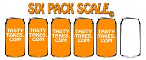 5 out of a Six Pack Scale ©