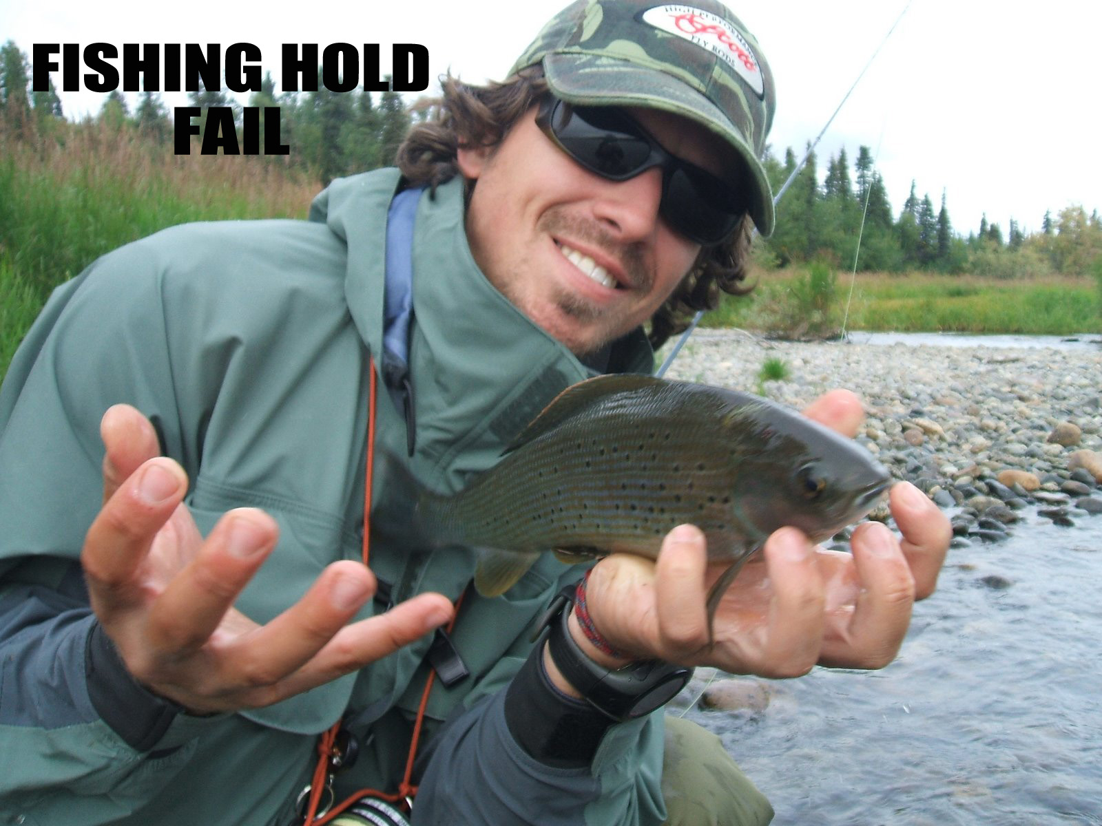 2011 Fishing Fails Fishing Fail Fishing Hold