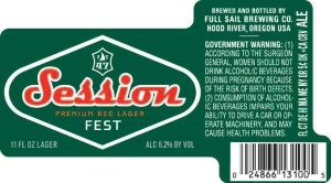 Session Fest Label