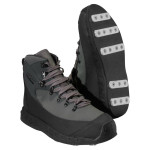 Aluminum Bar Rock Grip Wading Boots