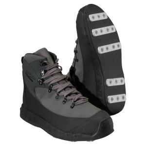 Aluminum Bar Rock Grip Wading Boots