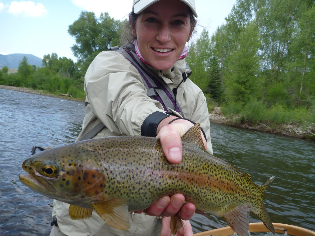 Date night trout!