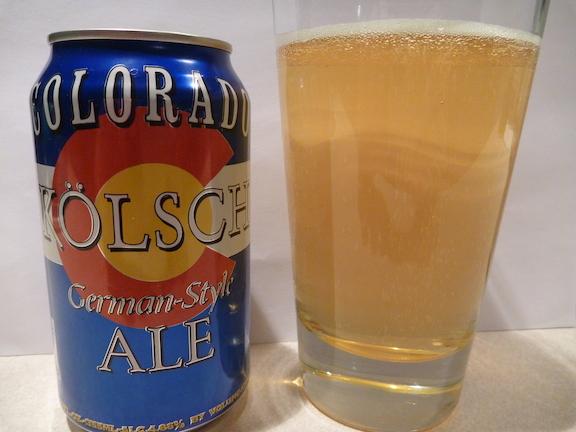 Kolsch Pour
