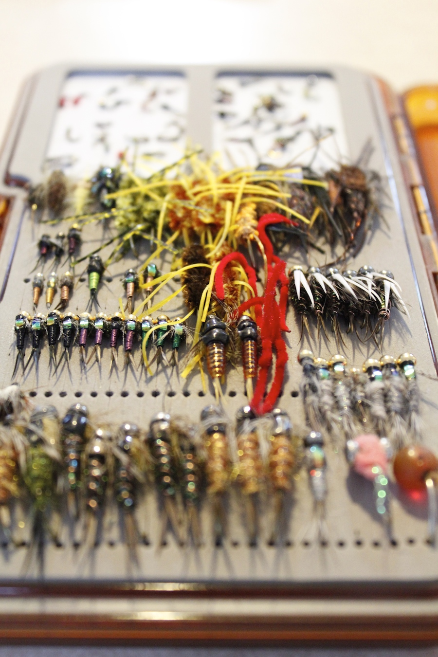 gear review umpqua upg fly boxes tasty. Black Bedroom Furniture Sets. Home Design Ideas
