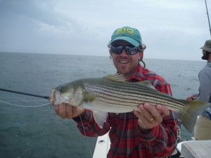 Mike Little Striper